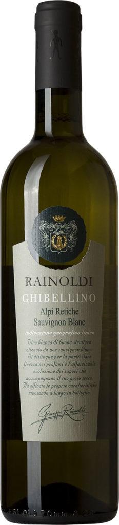 Rainoldi Vini - Ghibellino - Alpi Retiche Igt Sauvignon Blanc