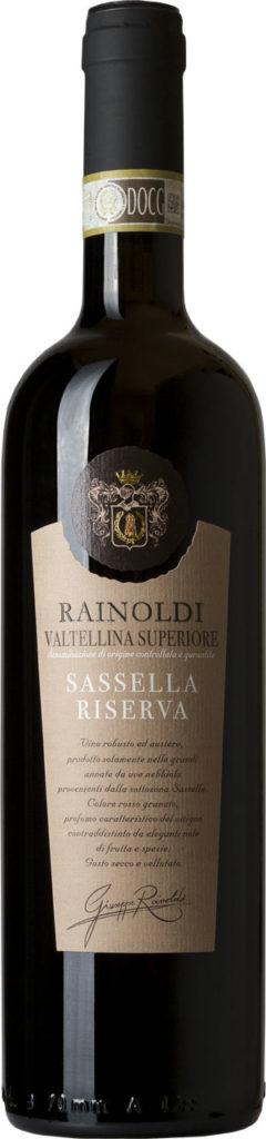 Rainoldi Vini - Sassella Riserva - Valtellina Superiore Docg