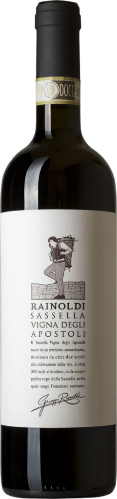Rainoldi Vini - Sassella Vigna degli Apostoli - Valtellina Superiore Docg