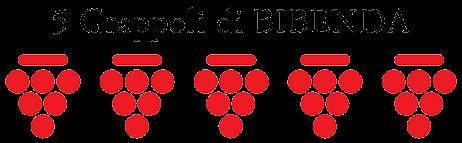 5 Grappoli di BIBENDA