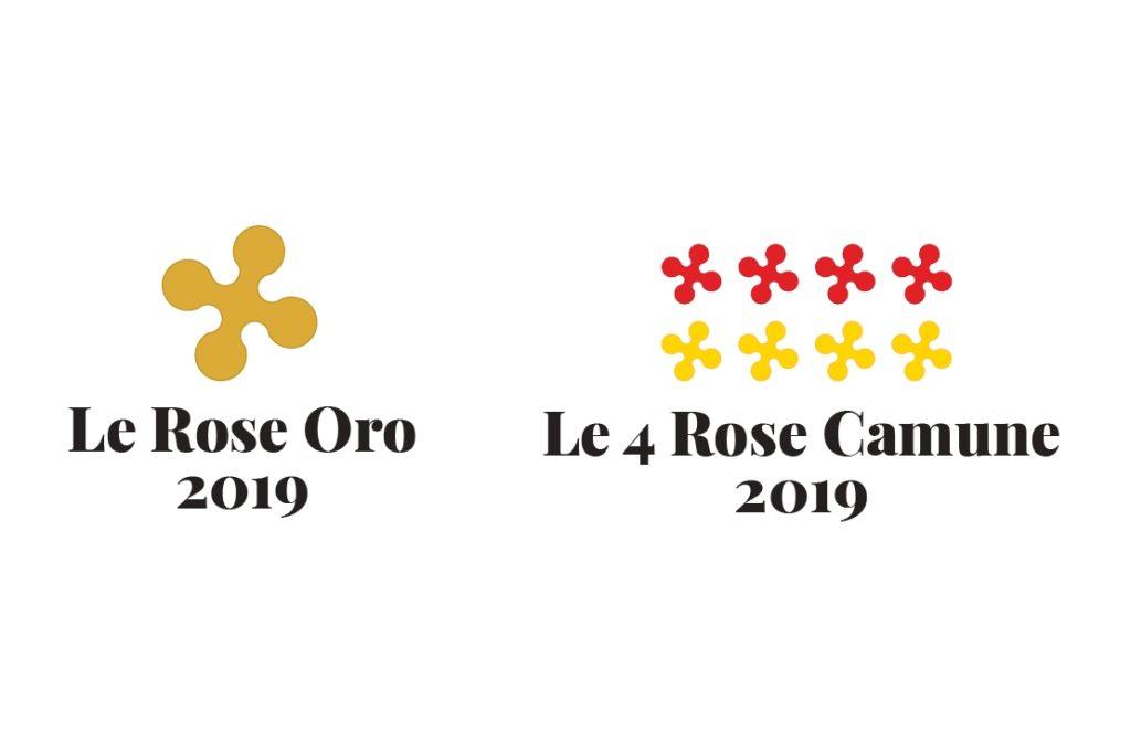 Le rose Oro - Le 4 Rose Camune